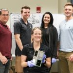 UCF to Launch Minisatellite to Study Ways to Keep Electronics Safe in Space