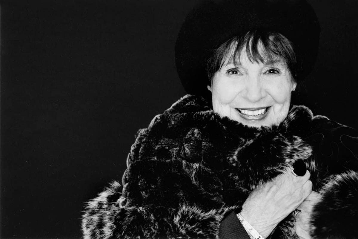Harriett Lake, a philanthropist who supported the art scene in Orlando, died in July at the age of 96. (Photo courtesy of Harriett's Closet)
