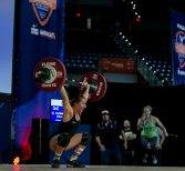 UCF Student Joins Team USA for World University Weightlifting Championships