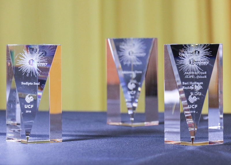 UCF Honors 11 Faculty Members with Luminary Awards ...