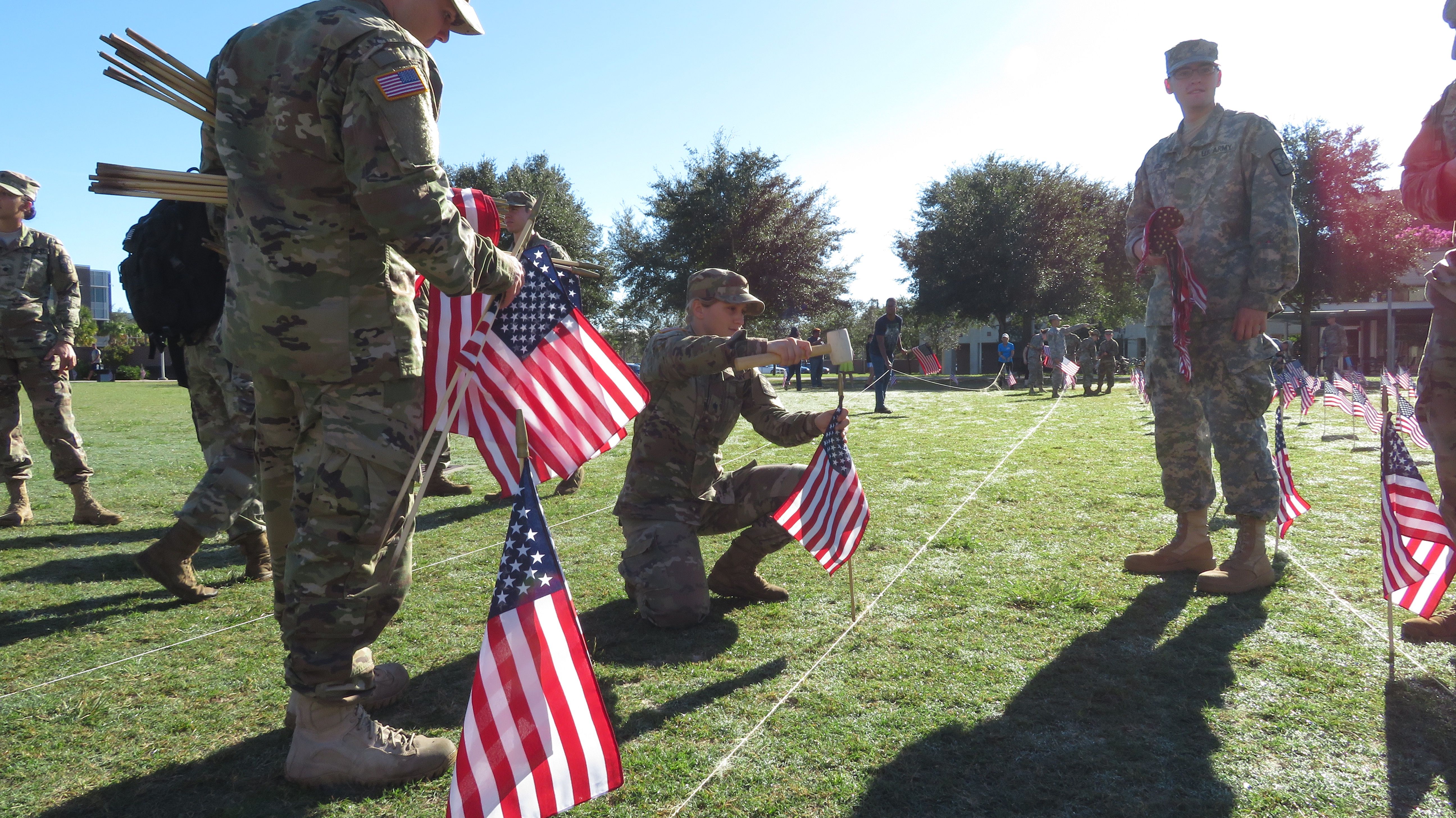 veterans month events at ucf community university of central