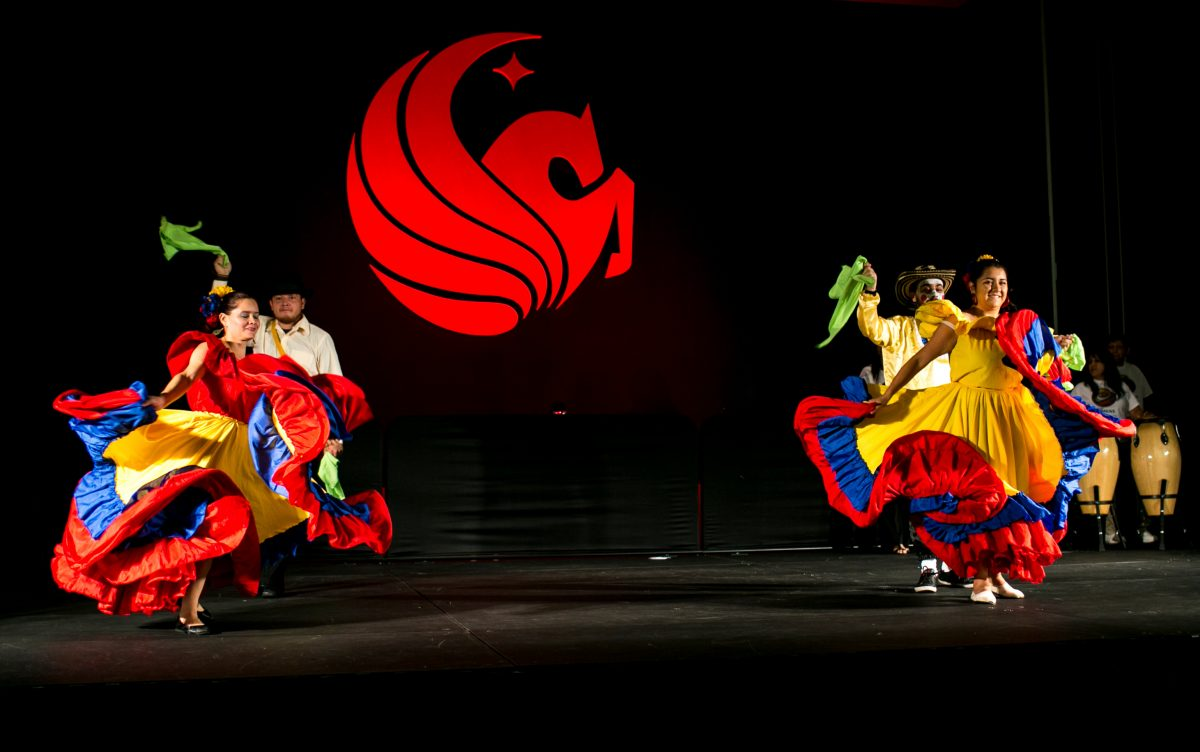 UCF International Education Week features events and performances celebrating cultures from around the world.