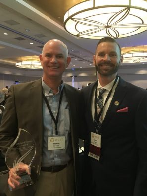 Center for Distributed Learning, Cavanagh Win National Awards for Online Programs