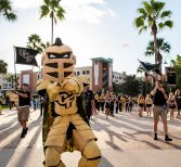 President Whittaker Welcomes College GameDay to UCF