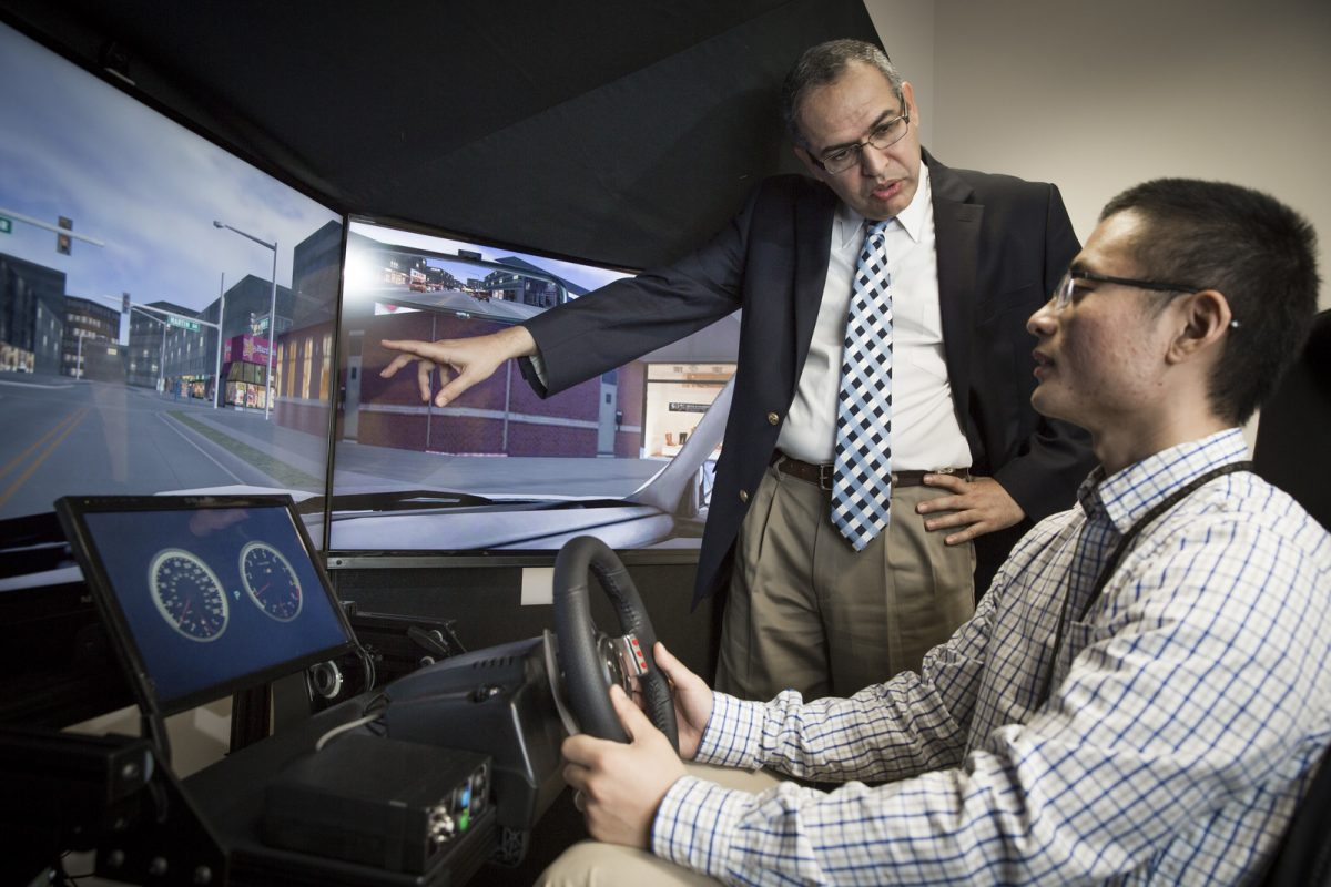 UCF works to improve traffic safety