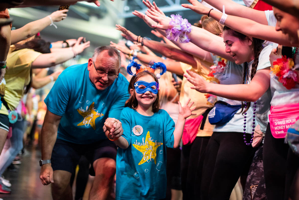 This year, UCF raised more than $1.5 million for Knight-Thon, an annual dance marathon that benefits Children's Miracle Network.