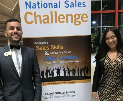 UCF Student Wins National Sales Challenge Competition