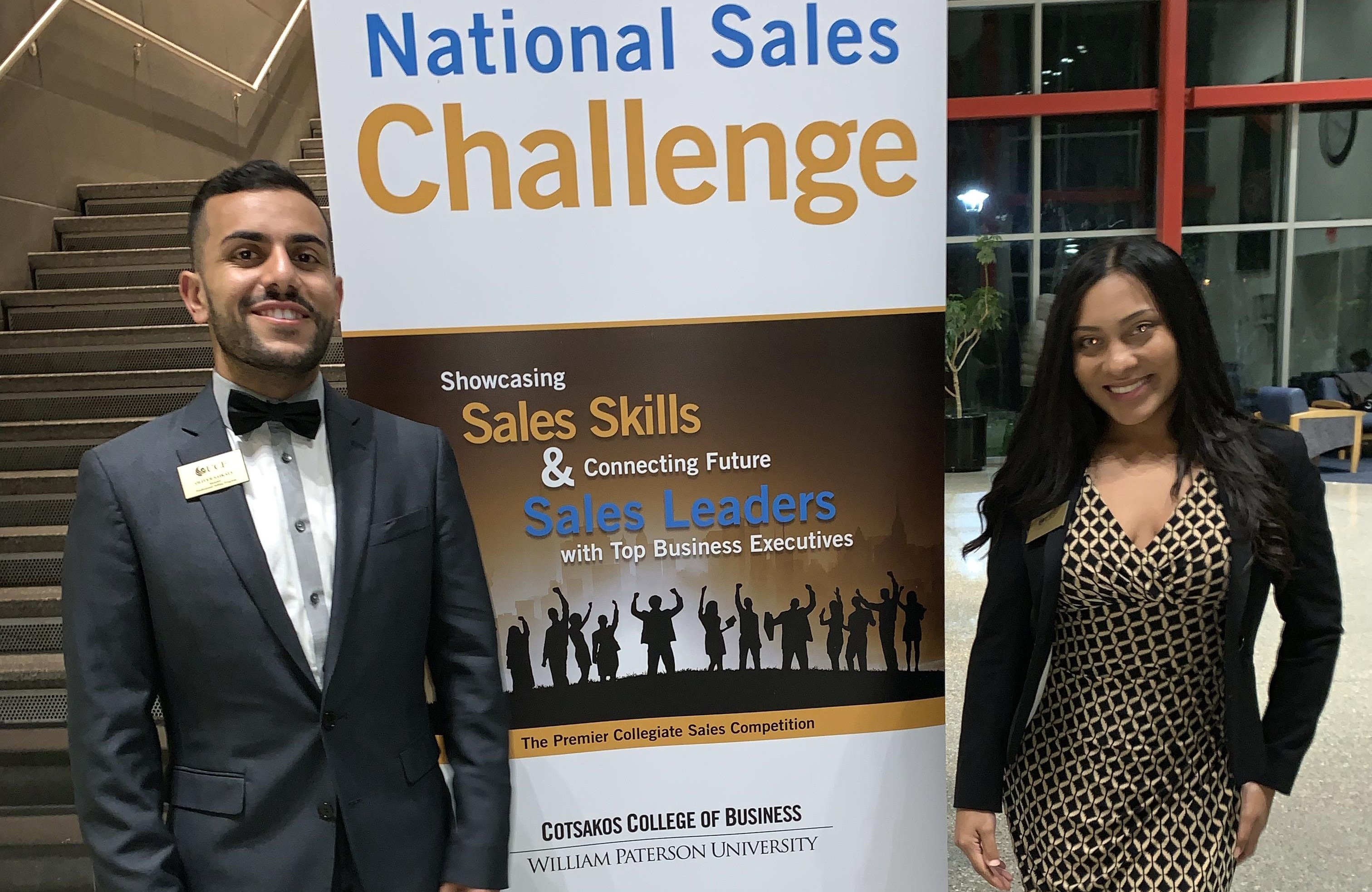 Feed image for UCF Student Wins National Sales Challenge Competition
