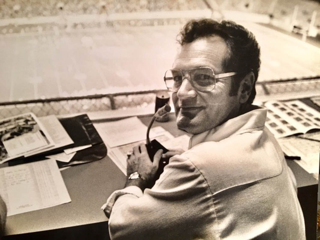 Professor Emeritus Edgar Wycoff, the game announcer for the first five years of Knights' football, called the games at the Tangerine Bowl, now Camping World Stadium.