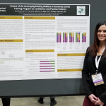 UCF Student Wins National Award for Research on Walking Speed of Elderly