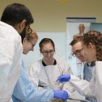 Med Students Get a 'Leg Up' on Anatomy Training from PT Students