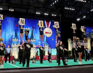 PHOTOS: UCF Cheer Team Wows at National Championships