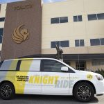 UCFPD Launches Nighttime Safe-Ride Program