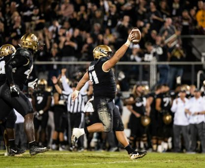 UCF Football's 2019 Schedule Announced