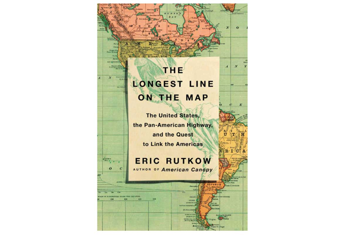 History Professor\'s New Book About Pan-American Highway Receives ...