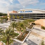 CFE Arena Soon to be Named Addition Financial Arena