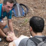 UCF Students Learn Patient Care in the Wild (A Must in Florida)