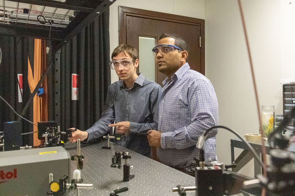 Feed image for UCF Develops New Method to Explore What Happens Inside Fires and Explosions