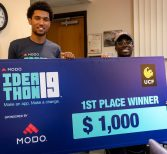 2 UCF Students Win App-building Ideathon 2019, Advance to National Competition