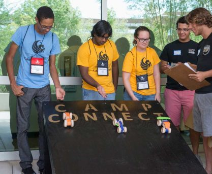 Looking for Summer Camps in Orlando? Check Out These UCF-affiliated Options