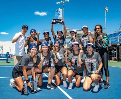UCF Tops USF for AAC Women's Tennis Championship