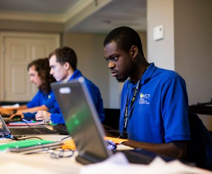 UCF Cyberdefense Team Takes Second Place in National Competition