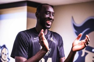 Feed image for Tacko Fall Among 5 UCF Grads Headed to NBA Summer League