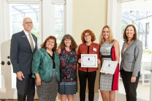 Feed image for 3 Women Faculty Honored for Creative Entrepreneurship