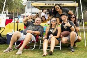 Campus Hosts Sober Tailgate for UCF vs. Stanford Game