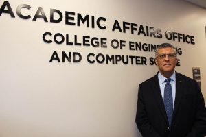 Feed image for College of Engineering & Computer Science Names Chopra to Post