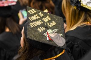 Feed image for PHOTOS: 30 Best Grad Caps from Fall 2019