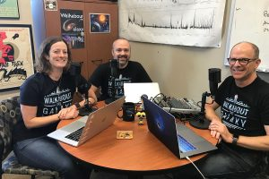 Feed image for UCF Professors' Space Podcast Leads to Radio Show Invitation