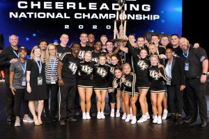 Feed image for UCF Cheer Team Wins 2020 National Championship