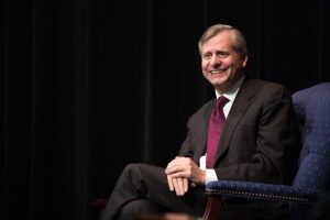 Feed image for Author, Historian Jon Meacham to Deliver Historical Perspective on Presidency