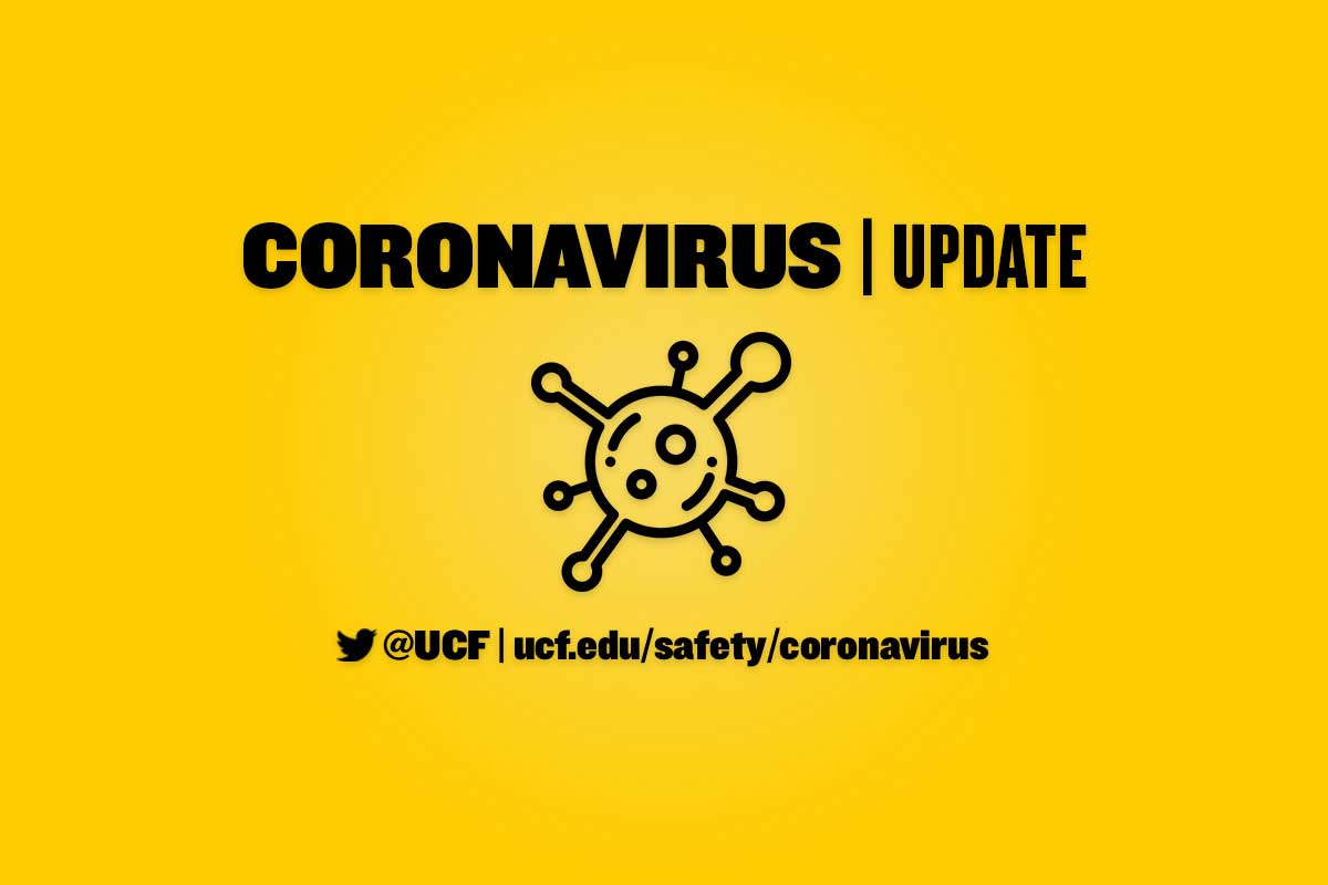 Coronavirus Update Remote Learning Extended Through Summer A C And D University Of Central Florida News