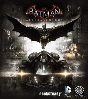 Cover art for Batman Arkham Knight