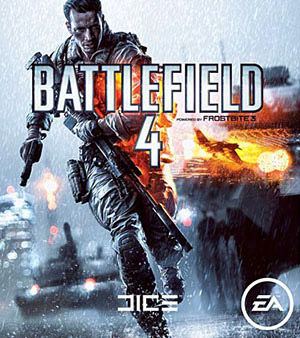 Cover art for Battlefield 4
