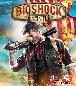 cover art for Bioshock Infinite