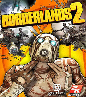Cover art for Borderlands