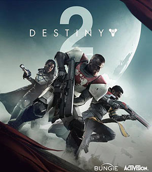cover art for Destiny 2
