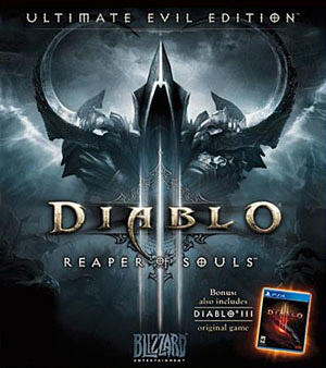 Cover art for Diablo 3
