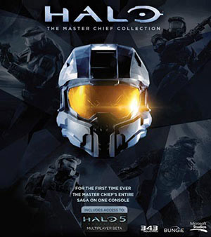Cover art for Halo Master Chief