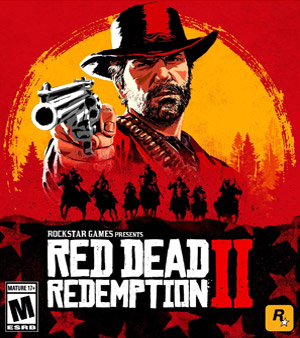 cover art for Red Dead Redemption II