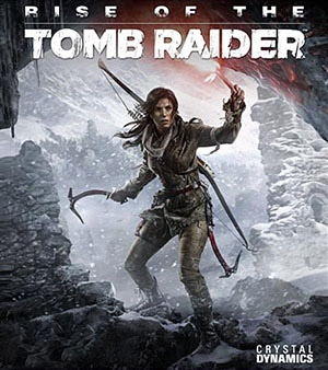 Cover art for Rise of the Tomb Raider