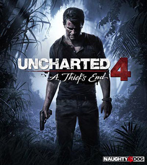 cover art for unchartered 4