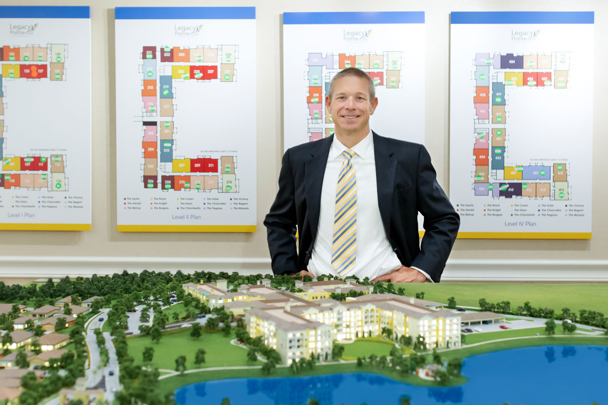 UCF Grad Named Executive Director of Legacy Pointe at UCF