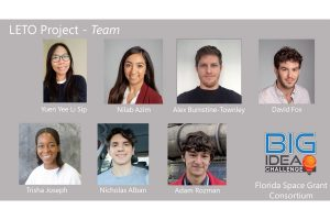 UCF Leto project team
