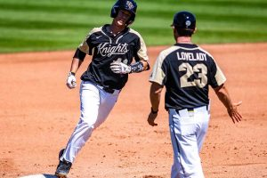 Feed image for UCF Baseball Knocks Off No. 1 Ole Miss