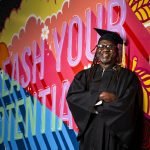 Feed image for Senior Overcomes Difficult Past to Reach Graduation at 64