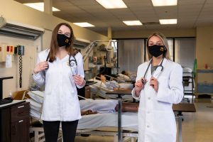 Feed image for Pandemic Inspires Surge of Interest in UCF Nursing Degree